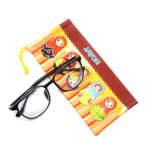 Easy TO Carry Microfiber Glasses Pouch